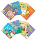Image for Oxford Reading Tree Read With Biff, Chip, and Kipper: Level 1: Pack of 8
