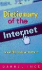 Image for A dictionary of the Internet