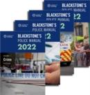 Image for Blackstone's Police Manuals Four Volume Set 2022