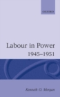 Image for Labour in power, 1945-1951