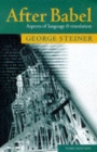 Image for After Babel  : aspects of language and translation