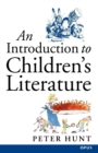 Image for An Introduction to Children's Literature