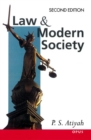 Image for Law and modern society