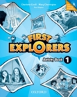 Image for First Explorers: Level 1: Activity Book with Online Practice