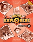 Image for First Explorers: Level 2: Activity Book with Online Practice