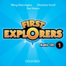 Image for First Explorers: Level 1: Class Audio CDs