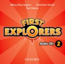 Image for First Explorers: Level 2: Class Audio CDs