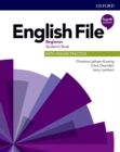 Image for Gets you talking  : English fileBeginner,: Student's book