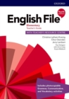 Image for English fileElementary,: Teacher's guide with teacher's resource centre