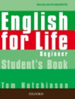 Image for English for life: Beginner