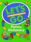 Image for Let's Go Picture Dictionary: Monolingual English Edition