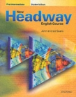Image for New headway English course: Pre-Intermediate student's book