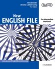 Image for New English File: Pre-intermediate: Workbook : Six-level general English course for adults