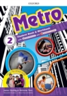Image for Metro: Level 2: Student Book and Workbook Pack : Where will Metro take you?