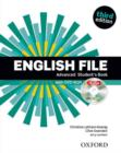 Image for English File: Advanced: Student's Book with iTutor : The best way to get your students talking