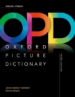 Image for Oxford picture dictionary  : English/French dictionary