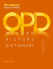 Image for Oxford picture dictionary: High beginning workbook