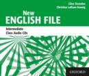 Image for New English File: Intermediate: Class Audio CDs (3)