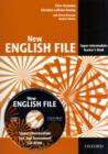 Image for New English file: Upper-intermediate