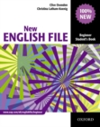 Image for New English file.: Beginner student's book