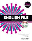 Image for English File third edition: Intermediate Plus: Student's Book with iTutor : The best way to get your students talking
