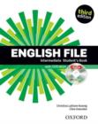 Image for English fileIntermediate,: Student's book