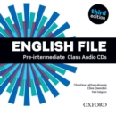 Image for English File third edition: Pre-intermediate: Class DVD : The best way to get your students talking