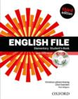Image for English File third edition: Elementary: Student's Book with iTutor : The best way to get your students talking