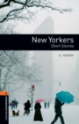 Image for Oxford Bookworms Library: Level 2:: New Yorkers - Short Stories audio pack
