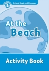 Image for At the beach: Activity book