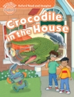 Image for Oxford Read and Imagine: Beginner: Crocodile in the House