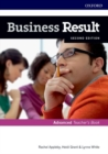 Image for Business result  : business English you can take to work todayAdvanced,: Teacher's book and DVD