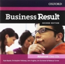 Image for Business result  : business English you can take to work todayAdavanced,: Class audio CD