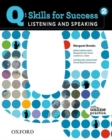 Image for Q Skills for Success: Listening and Speaking 2: Student Book with Online Practice