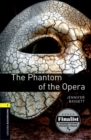 Image for Oxford Bookworms Library: Level 1:: The Phantom of the Opera