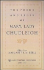 Image for The Poems and Prose of Mary, Lady Chudleigh