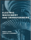 Image for Electric machinery and transformers