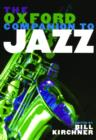 Image for The Oxford companion to jazz