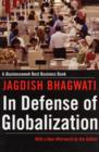 Image for In Defense of Globalization : With a New Afterword