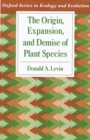 Image for The origin, expansion, and demise of plant species