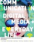 Image for Communication, digital media and everyday life