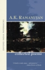 Image for The collected poems of A. K. Ramanujan