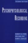 Image for Psychophysiological recording