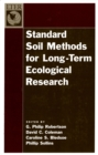 Image for Standard soil methods for long-term ecological research