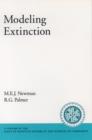 Image for Modeling extinction