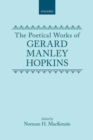 Image for The Poetical Works of Gerard Manley Hopkins