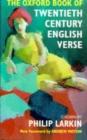 Image for The Oxford Book of Twentieth Century English Verse