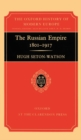 Image for The Russian Empire, 1801-1917