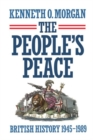 Image for The People's Peace : British History 1945-1989