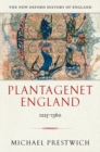 Image for Plantagenet England 1225-1360
